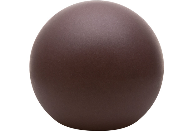 8 Seasons Dekoleuchte Shining Globe \'Brown\' 30 cm