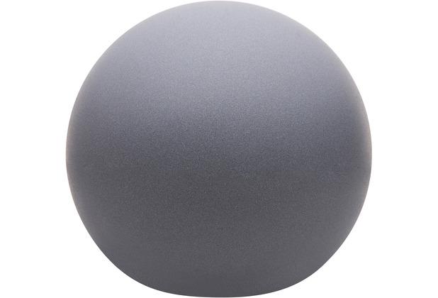 8 Seasons Dekoleuchte Shining Globe \'Grey\' 30 cm