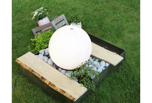 8 Seasons Dekoleuchte Shining Water Globe (LED) 30 cm