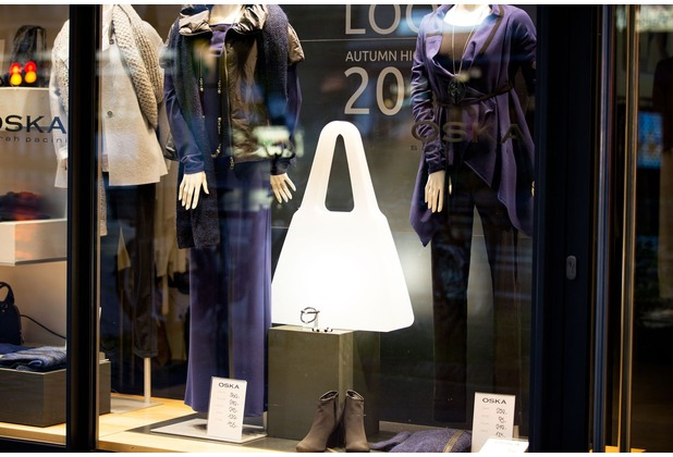 8 Seasons Shining Bag weiß