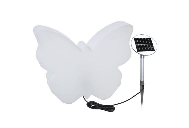 8 Seasons Shining Butterfly Mini solar