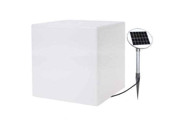 8 Seasons Shining Cube 43 cm solar