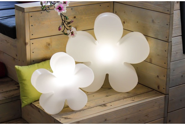 8 Seasons Shining Flower Ø 40 cm LED