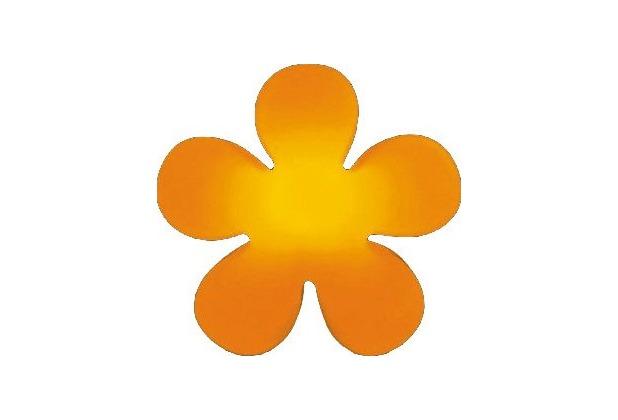 8 Seasons Shining Flower orange Ø 60 cm