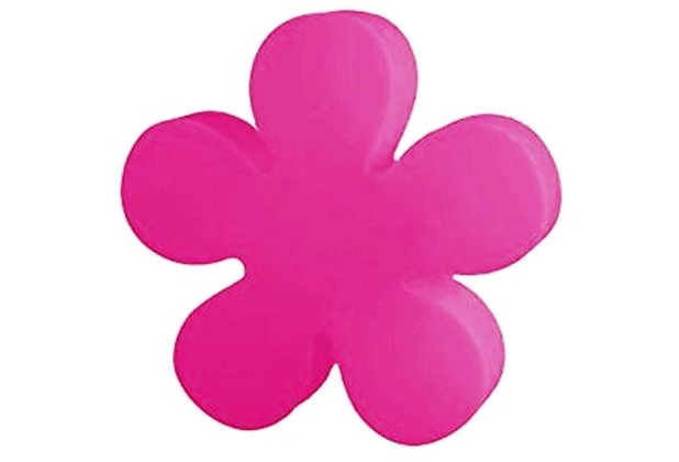 8 Seasons Shining Flower pink Ø 40 cm