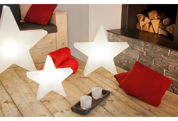 8 Seasons Shining Star, LED Ø 40 cm Leuchtstern