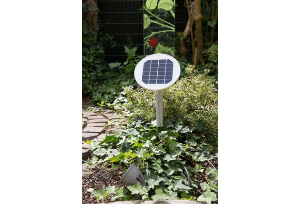 8 Seasons Solar-Modul rund
