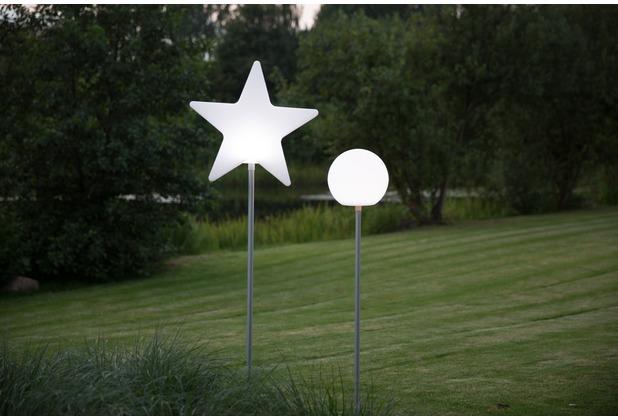 8 Seasons Star on Stick (LED) 100 cm