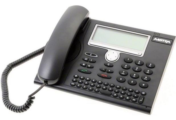 Aastra 5380 anthazit Digitales Systemtelefon Premium