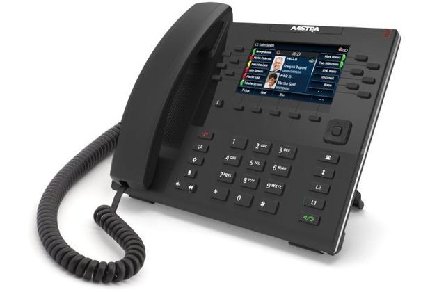 Aastra 6869i VoIP SIP Telefon