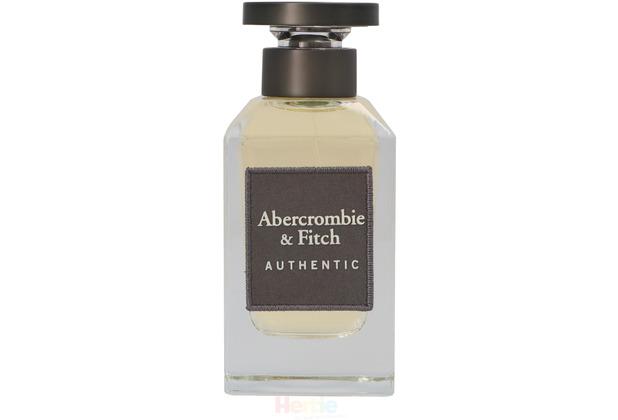 Abercrombie & Fitch Authentic Men Edt Spray - 100 ml