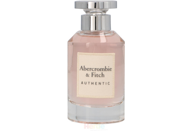 Abercrombie & Fitch Authentic Women Edp Spray - 100 ml