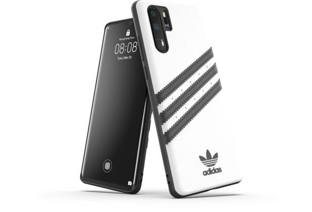 adidas OR Moulded Case PU FW19 for P30 Pro white/black