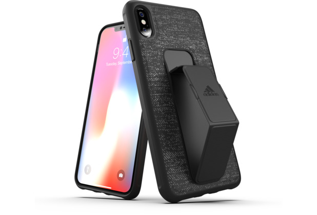 adidas SP Grip Case FW18 for iPhone XS Max black