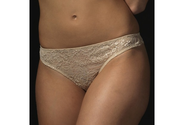 After Eden String allover Lace haut S