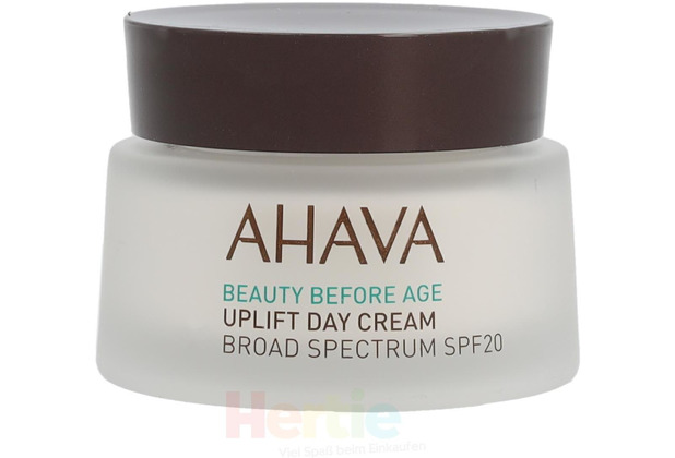 Ahava Beauty Before Age Uplift Day Cream SPF20 - 50 ml