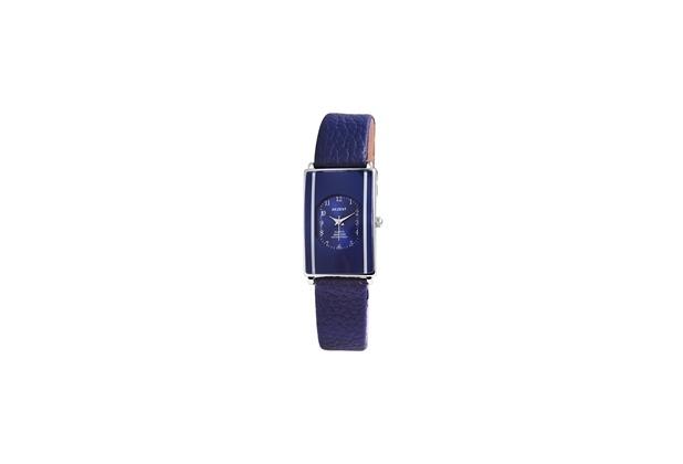 Akzent Damenuhr mit Lederimitationsarmband SS7323100036