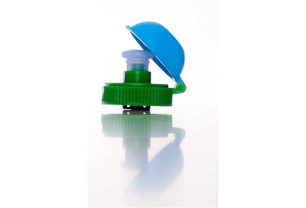 aladdin zielonka Ersatzdeckel für Trinkflasche Viv, blau