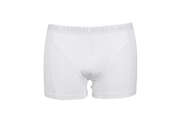 """Alan Red BOXER \""""LONG\"""" 3er Pack weiss S"""