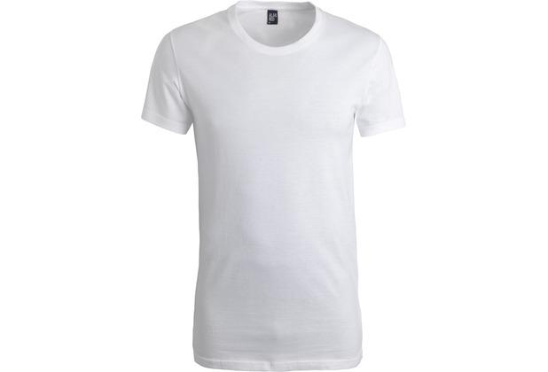Alan Red James Slim Fit 2er Pack white L