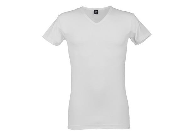 Alan Red Oklahoma Body Fit white L