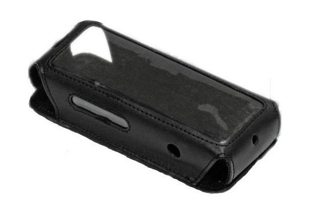 Alcatel-Lucent Vertikaltasche mit Gürtelclip für 8232 DECT Mobilteil