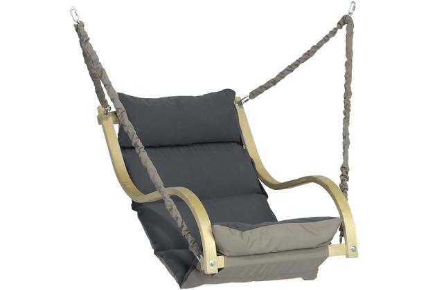 Amazonas Hängesessel Fat Chair anthracite