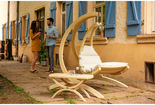 Amazonas Hängesessel Swing Chair, beige
