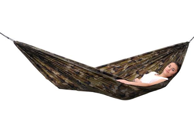 Amazonas Reisehängematte Travel Set camouflage