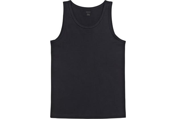 AMMANN Athletic-Shirt, Serie Organic de Luxe, schwarz 5