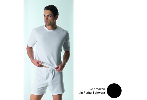 AMMANN Boxer-Short, Basic Cotton, schwarz 5