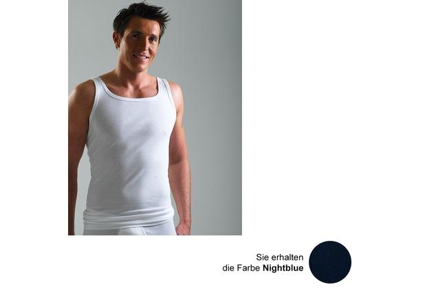 AMMANN Sport-Jacke, Serie Feinripp Premium, nightblue 5