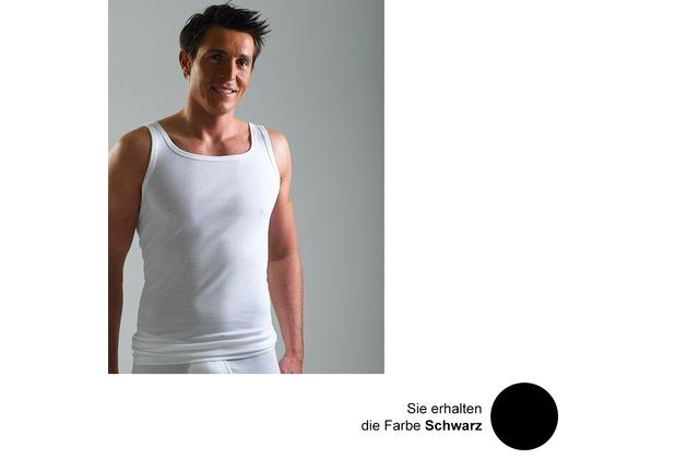 AMMANN Sport-Jacke, Serie Feinripp Premium, schwarz 5