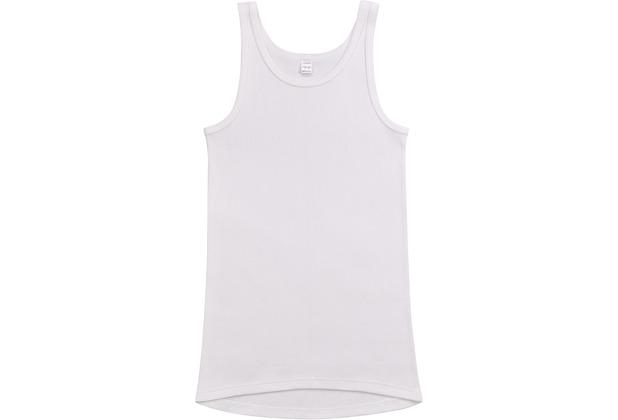 AMMANN Unterhemd, Serie 26 Doppelripp, weiß 5