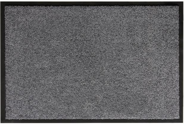 Andiamo Fußmatte Verdi grau 80x120 cm