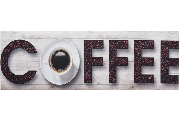 Andiamo Läufer Kitchen Morgenkaffee 50 cm x 150 cm