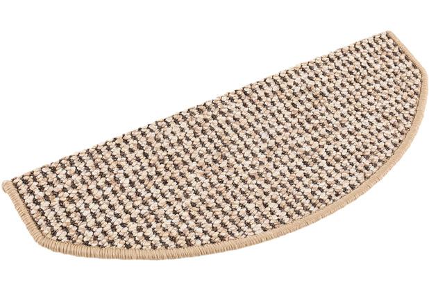 Andiamo Stufenmatte Newport beige 15 Stück à 28 x 65 cm