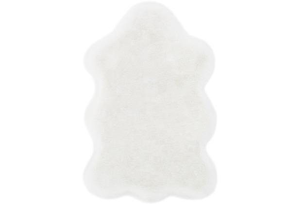 Andiamo Teppich Cingoli weiß 55 x 80