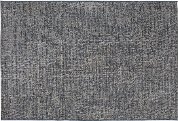 Andiamo Teppich Clyde blau-beige 160 cm x 230 cm