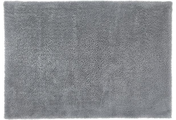 Andiamo Teppich Posada silber 65 x 130
