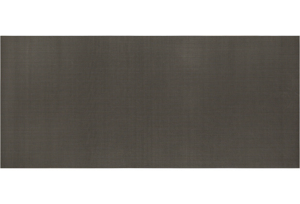 Andiamo Läufer Tilos schwarz-metallic gemustert 90 x 120 cm