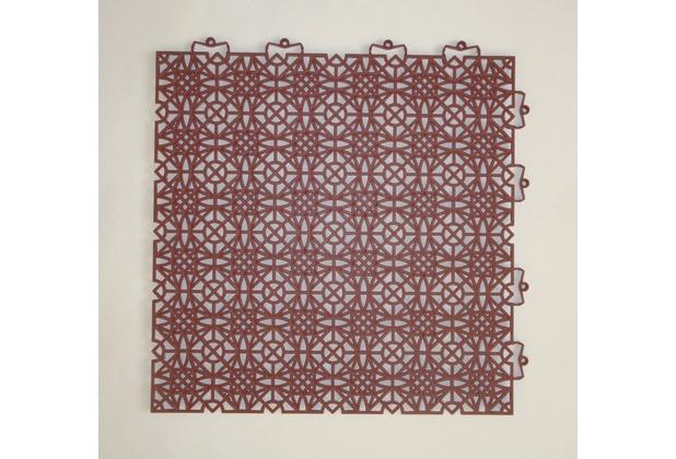 Andiamo Terra Sol Bodenfliesen 7 Stück terrakotta 38 x 38 cm