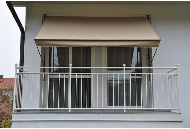 Angerer Klemmmarkise Style taupe 150 cm breit