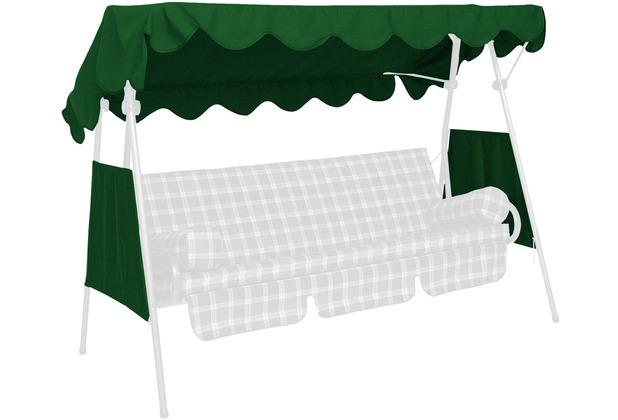 Angerer Sonnendach 200 x 120 cm PE-Gewebe tannengrün