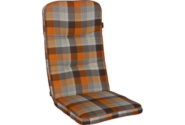 Angerer Stuhlauflage hoch Exklusiv Glasgow terra