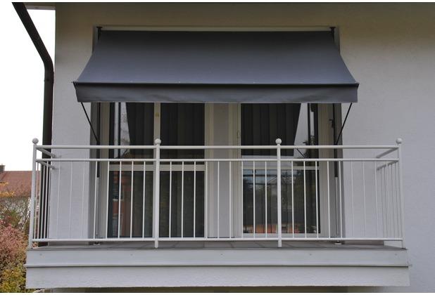 Angerer Style Klemmmarkise anthrazit 200 cm breit