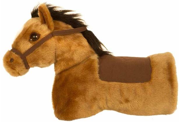 Animal Riding Baby-Horse Kniepferd, braun (Bein-/ Knieauflage mit Pferdekopf)