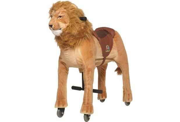 Animal Riding Löwe Shimba small, für Kinder von 3-5 Jahren (10 Kg - 40 Kg)