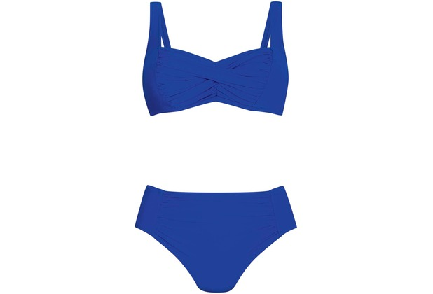 Anita Peacock Bay Bikini Elle ocean blue 38B
