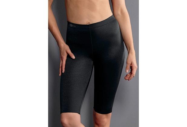Anita active sport tights schwarz, überm Knie 36